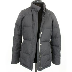 Gap Black Down Filled Puffer Jacket